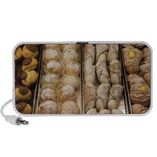Italian pastries iPhone speakers