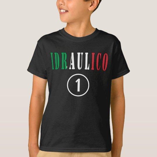 Italian Plumbers : Idraulico Numero Uno T-Shirt