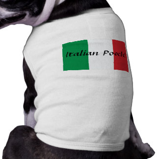 Italian Pooch! Shirt