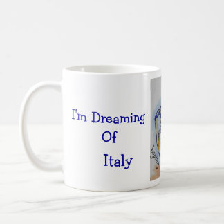 Italian Pottery Coffee Mug