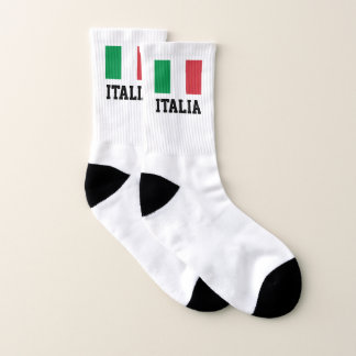 Italian pride flag of Italy personalized sport 1
