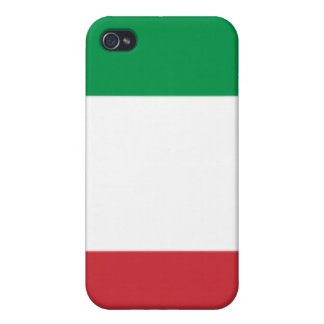 Italian pride iPhone 4/4S case