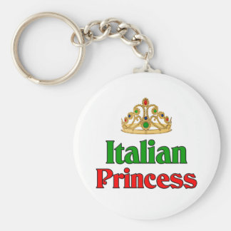 Italian Princess Keychain