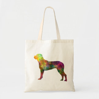 Italian Privateering Dog 01 in watercolor 2 Tote Bag