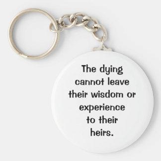 Italian Proverb Keychain No. 156