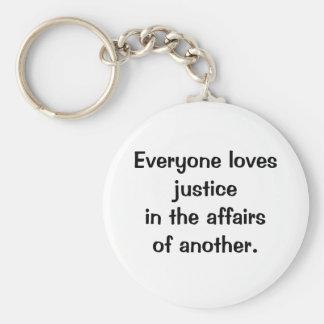 Italian Proverb Keychain No. 33