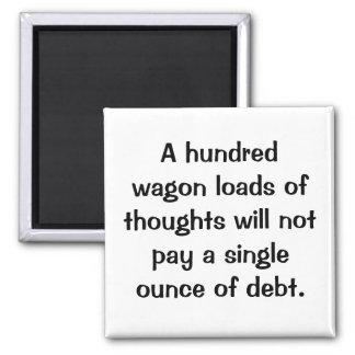 Italian Proverb Magnet No.5