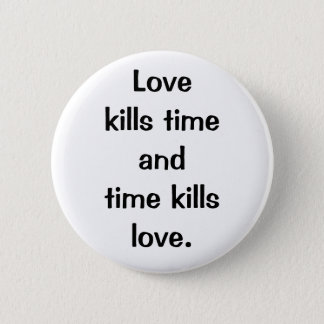 Italian Proverb No.105 Button