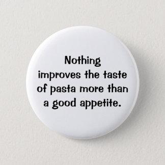 Italian Proverb No.124 Button