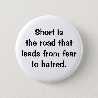Italian Proverb No.141 Button
