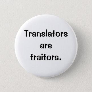 Italian Proverb No.188 Button