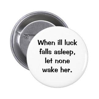Italian Proverb No.201 Button