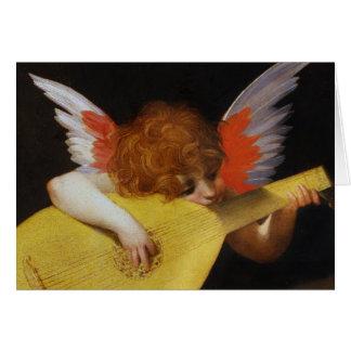 Italian Renaissance Angel Card