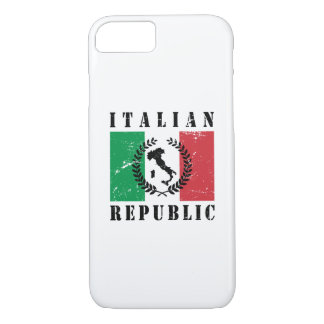 Italian Republic iPhone 8/7 Case