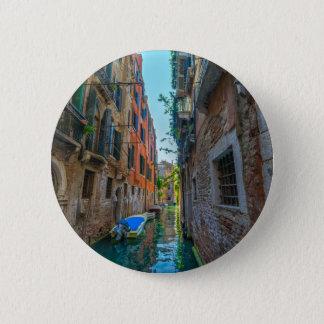 Italian River 2 Inch Round Button