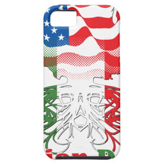 italian roots iPhone 5 case