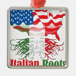 italian roots metal ornament