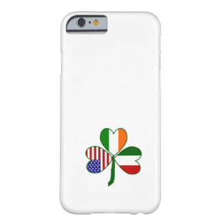 Italian Shamrock Barely There iPhone 6 Case