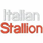 Italian Stallion Green Hoodie