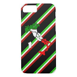 Italian stripes flag Case-Mate iPhone case