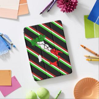 Italian stripes flag iPad air cover