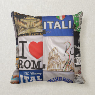 Italian t-shirts in a pillow