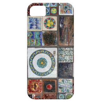 italian tiles iPhone 5 cover