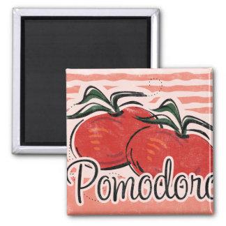 Italian Tomato Kitchen Magnet