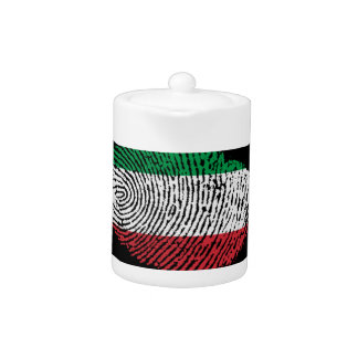 Italian touch fingerprint flag