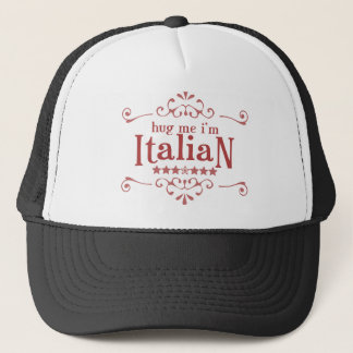Italian Trucker Hat
