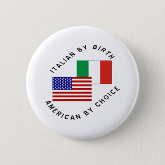 Italian USA Choice 2 Inch Round Button