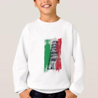 italian vintage statue sweatshirt