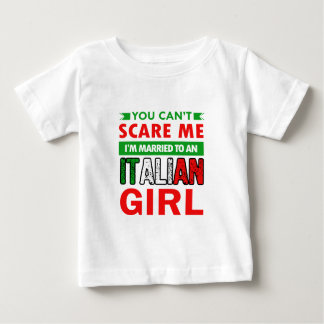 Italian Wife Wife Baby T-Shirt