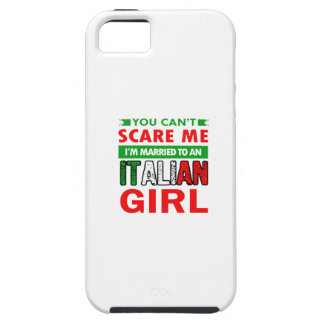 Italian Wife Wife Case For The iPhone 5
