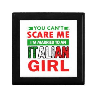Italian Wife Wife Gift Box