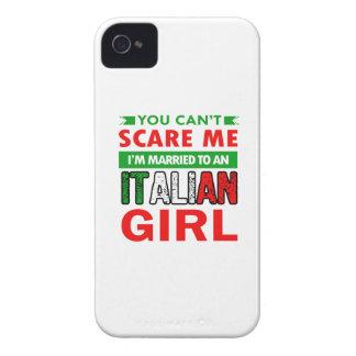 Italian Wife Wife iPhone 4 Case