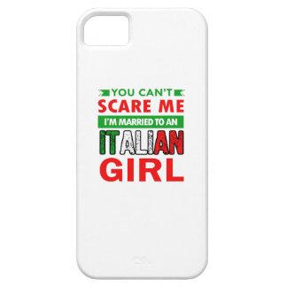 Italian Wife Wife iPhone 5 Covers