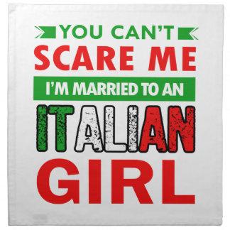 Italian Wife Wife Napkin