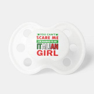 Italian Wife Wife Pacifier