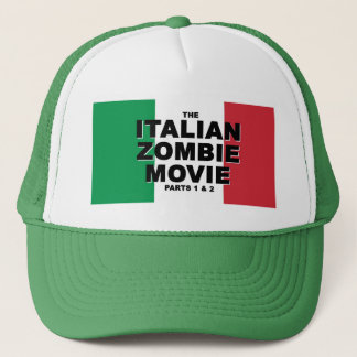 Italian Zombie Movie - Fan Cap
