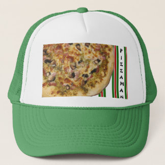 Italiano, PIZZA MAN Trucker Hat