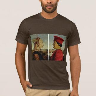 Italiano: Ritratto Di Federico Da Montefeltro, Bat T-Shirt