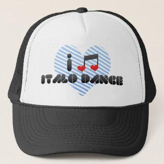Italo Dance fan Trucker Hat