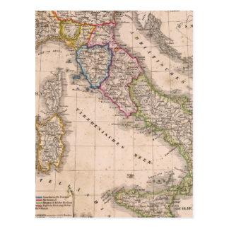 Italy 10 postcard
