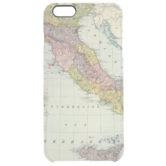 Italy 26 clear iPhone 6 plus case