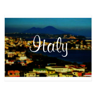 Italy 2 postcard