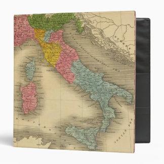 Italy 8 binders