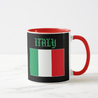 Italy- Abruzzo Crest Custom Mug