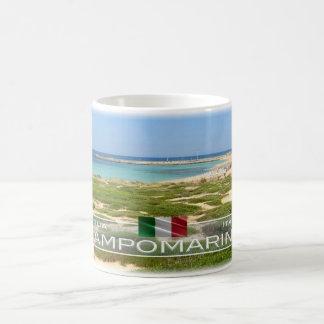 Italy - Apulia - Campomarino di Maruggio - Coffee Mug