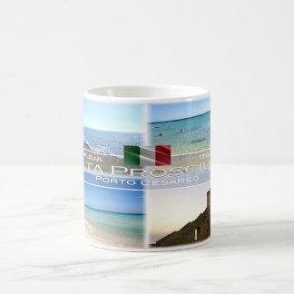 Italy - Apulia - Punta Prosciutto - Porto Cesareo Coffee Mug